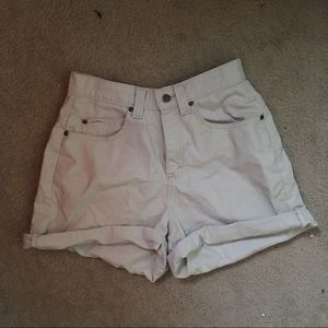 Vintage Riders high waisted shorts